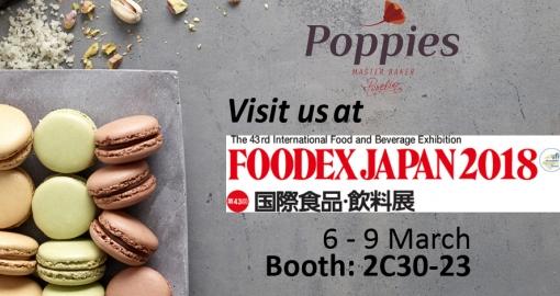 Foodex, Makuhari Messe,
