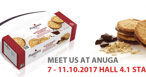 Poppies International at Anuga 2017