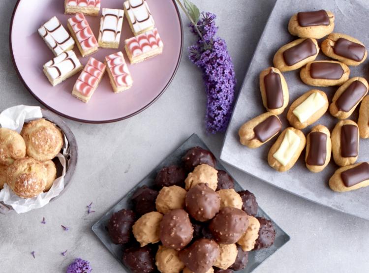 Bevroren desserts