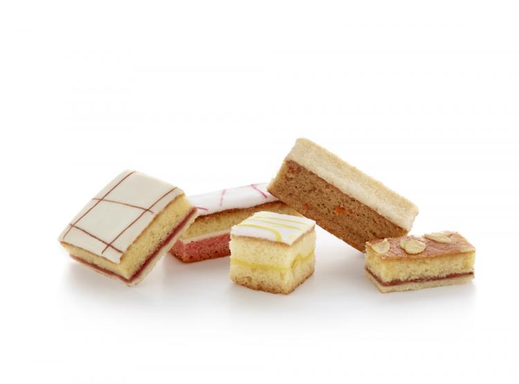 Gelaagde cakes